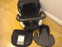 Silver Cross Ventura Plus Infant Carrier Car Seat