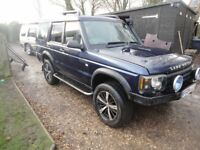 landrover discovery 2 td5 2004 modified off roader