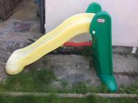 Little tikes slide 5ft
