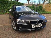 2012 12 ONE OWNER BMW 3 Series 2.0 320d EfficientDynamics BluePerformance 4dr