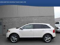 2011 Ford Edge LIMITED AWD NAVIGATION  CUIR TOIT PANORAMIQUE