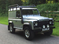 Land Rover Defender 90 2.4 TDi Hard Top