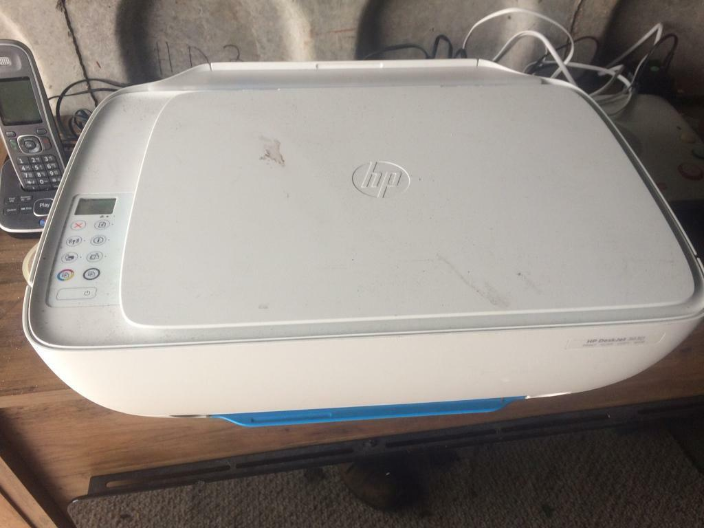 Hp deskjet printer / scanner / copier