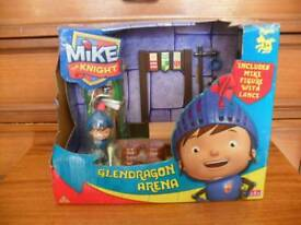 Mike The Knight - Glendragon Arena