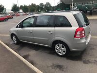 Vauxhall Zafira 1.7 diesel 2010 7 seater Bedford