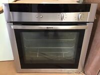NEW Neff B15M52N3GB built-in/under single oven Electric In Stainless steel