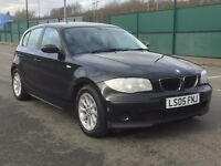 2005 BMW 116i ES * 1 F/KEEPER * SOLD AS SPARES & REPAIRS * REQUIRES SOME TLC *