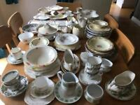 Vintage Crockery (job lot)