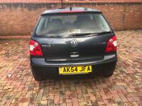 VW Polo 2004 1.4 For Scrap Or Repair
