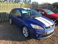 Ford Focus ST *only 87,000 miles*