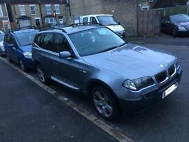 BMW X3 CHEAP QUICK SALE