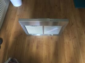 Cooker extractor not been used new