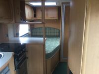 2005 ABBEY VOUGE 415GTS **FIXED BED 4 BERTH MANY EXTRAS READY TO USE**