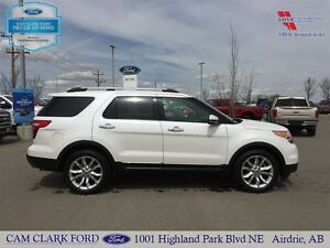 2011 Ford Explorer Limited V6 4WD
