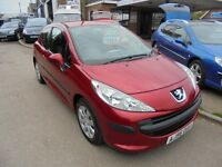 2006 56 peugeot 207 1.6 s diesel 3 door, £30 a year tax, only 72000 miles. 30 + cars in stock.