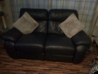 3&2 seater recliner sofas
