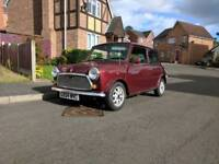 Classic rover mini 30 thirty