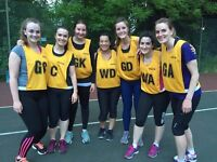 Netball Players wanted for Open Evening at Bracknell and Wokingham College
