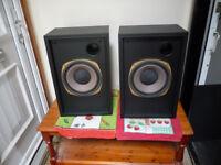 tannoy chevening hpd 295 speakers