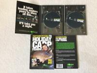 Korda Holiday Carp Fishing DVD & Book