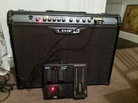 Line 6 Spider III 150 & Pedal