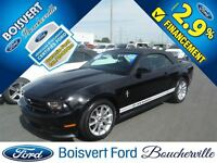 2011 Ford Mustang V6 CONVERTIBLE AUTOMATIQUE