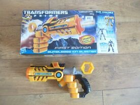 Transformers Prime Bumblebee ion blaster