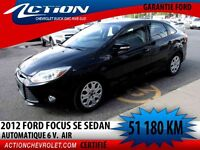 2012 Ford Focus SE,AUTO,AIR,GR. ÉLECT
