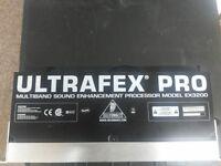 BEHRINGER ULTRAFEX PRO EX3200