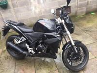 Wk SP 125 N motorbike