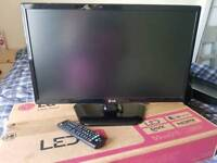 "LG TV 22"""