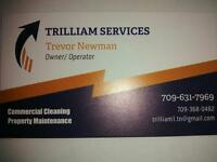 Commercial Cleaning and Property Maintenance