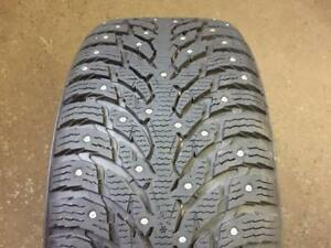 4 NEW WINTER PORSCHE MACAN 20 NOKIAN HAKKA 9 SUV STUDDED - 265 45 20 + 295 40 20 !!! 12/32 !!!