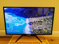 """Great (like New) 32"""" IPS Monitor Philips FHD Flicker Free"""