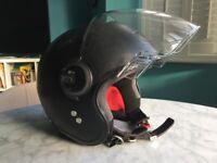 2X Motorbike helmets - nearly new