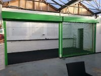 Shop units to rent from £15/day in Garden centre, No deposit, Crews Hill Enfield