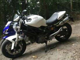 Ducati monster 696, A2 restricted!!!
