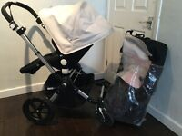Bugaboo cameleon 3, black and sand