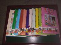 12 Noddy Story books