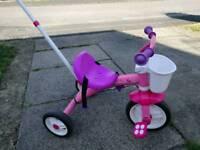 3 wheel toddler bike