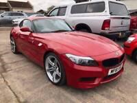 BMW Z4 2.5 23i Highline sDrive 2dr£10,995 p/x welcome 1 YEAR FREE WARRANTY. NEW MOT