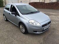 2007 fiat punto 1 years mot reliable car £795