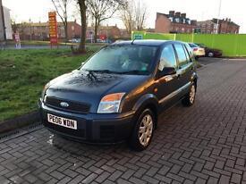 Ford Fusion 1.4 tdci 2006 £30 tax cheap to run cheap insurance
