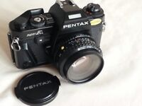Pentax Super A camera Bundle £200