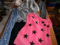 Girls clothes and shoes bundle 10-12 years