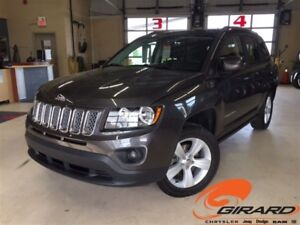 2015 Jeep Compass NORTH*GARANTIE PROL. INCLUSE*4X4*DÉMARREUR*