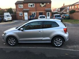 2012 Volkswagen Polo 1.2 Match. Diesel engine, 57,000 miles. Full service history, owned since new.