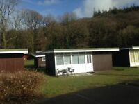 Holiday chalet lease for sale Woodslands Park, New Quay West Wales