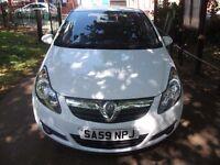 Vauxhall Corsa 1.2 i 16v SXi 3dr£4,399 CHEAP PRICE + GENUINE MILEAGE 2009 (59 reg), Hatchback