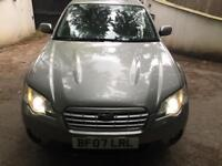 Subaru Outback sen manual